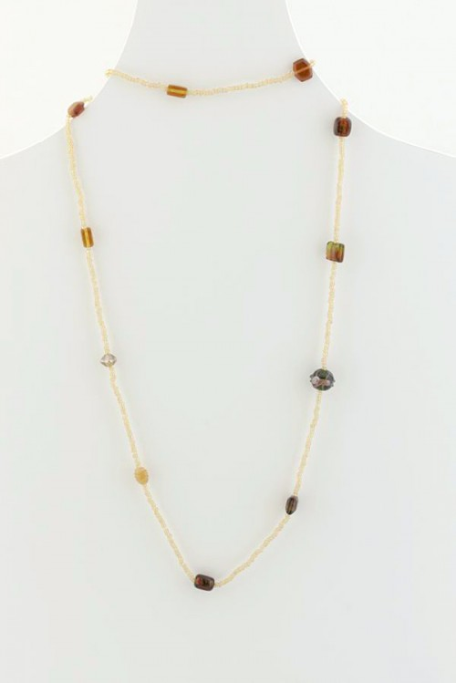 single strand necklace