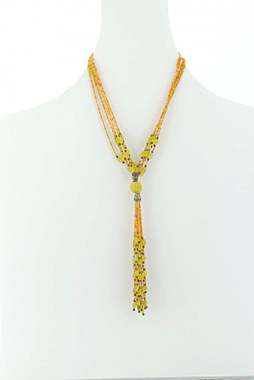 Opera Necklace (N-169)