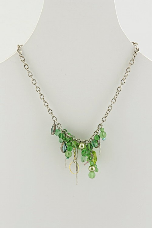 Short Chain Necklace (N-385)