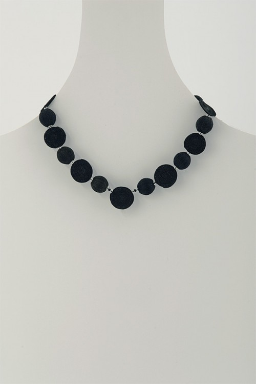 Necklace Woven Jewelry DNT11