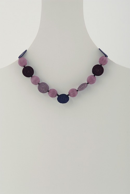 Jewelry Woven Necklace DNT12