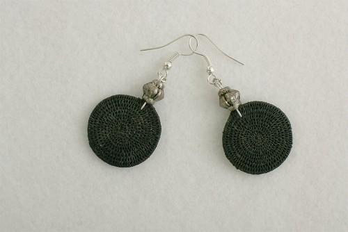 Jewelry Woven Earring Tintsaba DET2