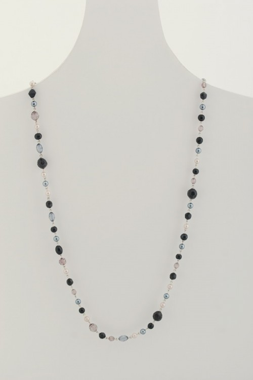 beaded necklace n-417
